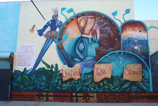 leimert park mural